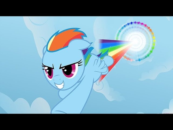 PMV Supersonic Rainboom