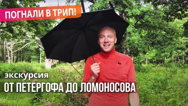 От Петергофа до Ломоносова | Погнали в Трип!