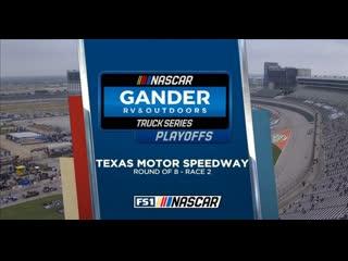 2020 NASCAR Gander Outdoors Truck Series - Round 21 - Texas 400