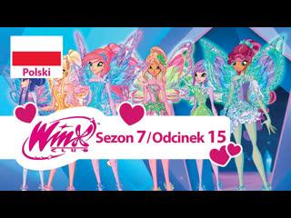 Klub Winx: Sezon 7, Odcinek 15 - «Czarodziejskie kamienie» (Polski)