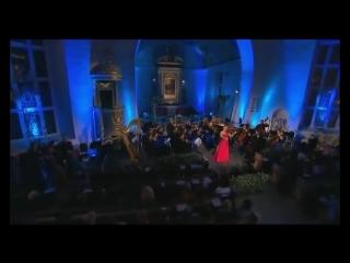 Вивальди. Зима - Норвегия. Mari Samuelsen-скрипка.